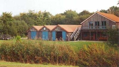 Bootshaus in Bremervörde