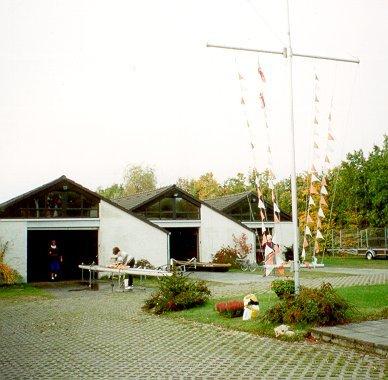 Bootshaus Hürther Rudergesellschaft