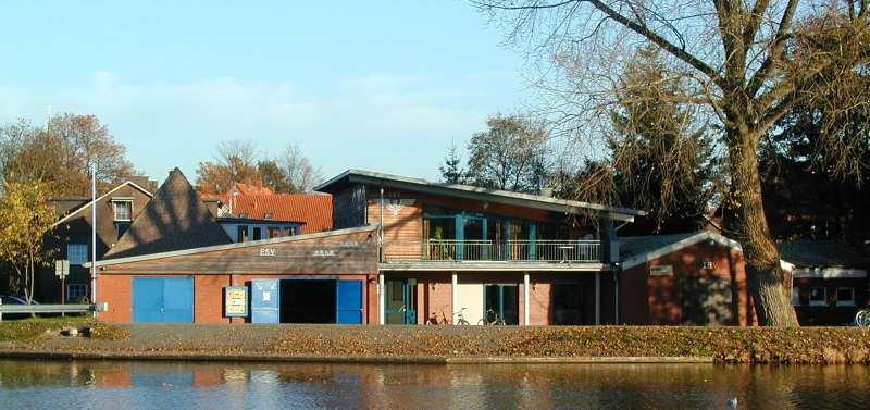 ESV Lingen Bootshaus