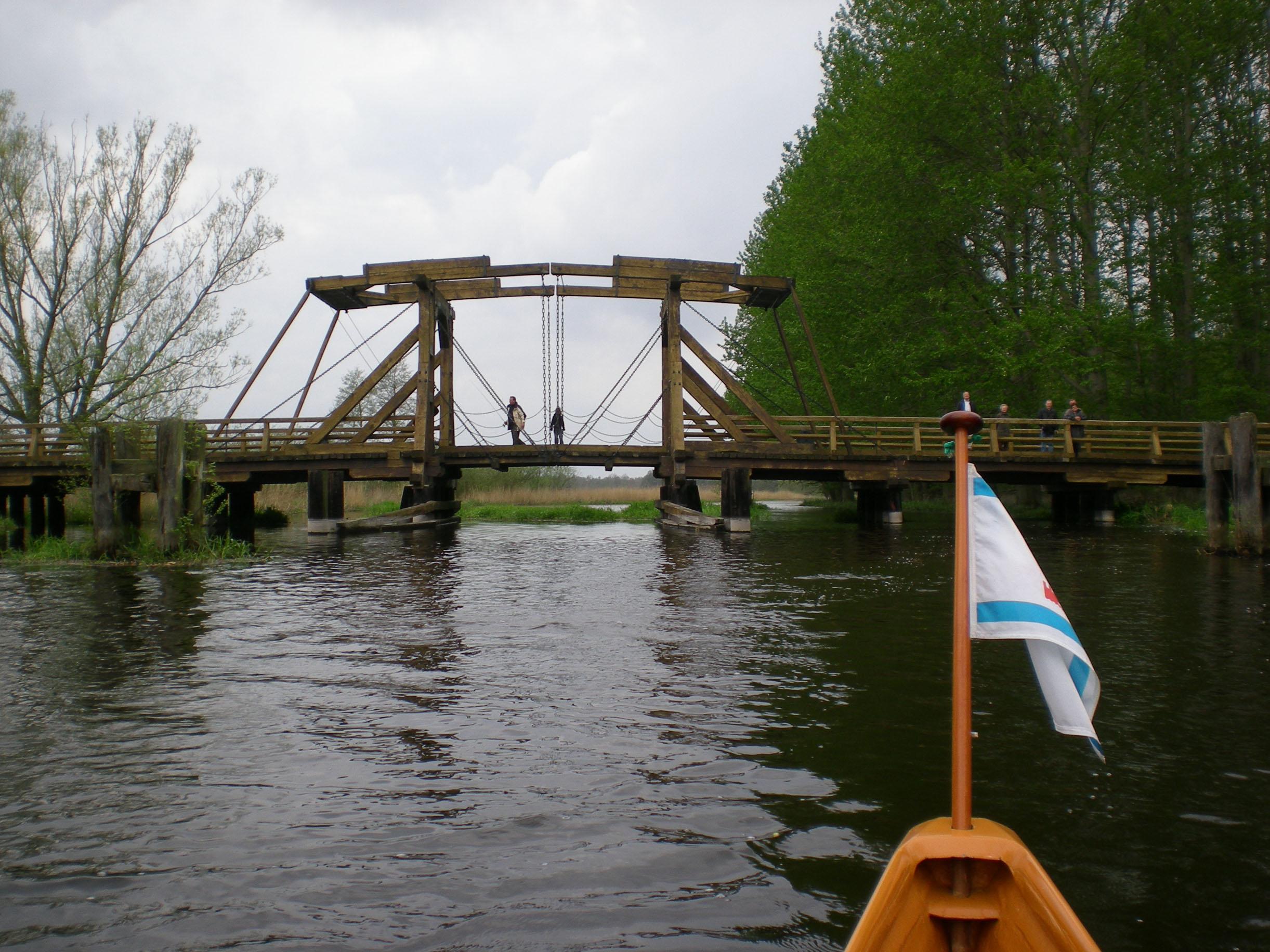 Holzbrücke Nehringen