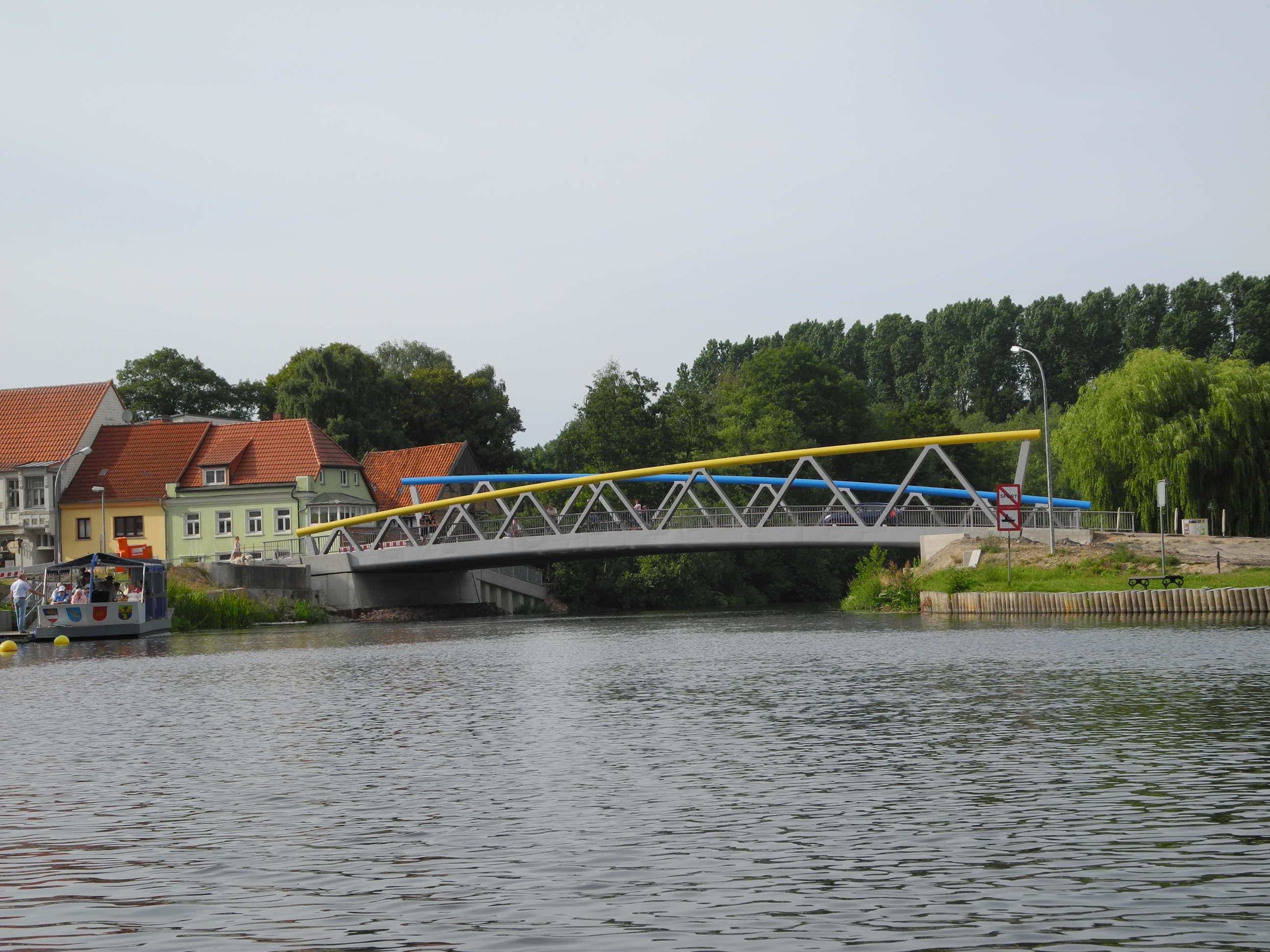 Brücke in Schwaan