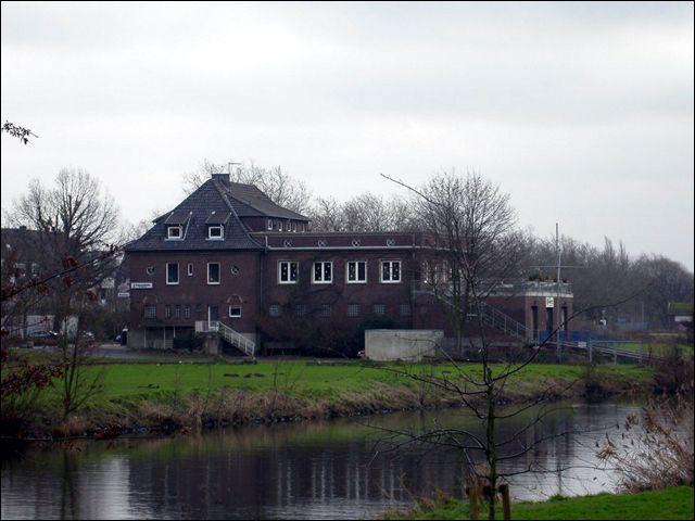Bootshaus des RHTC Rheine