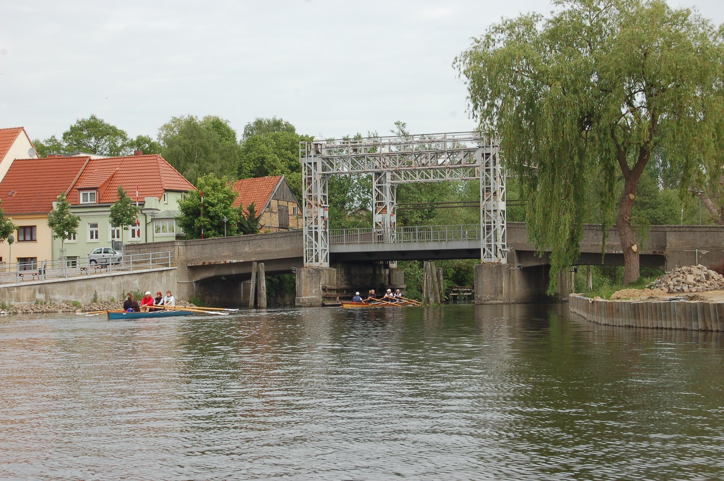 ehemalige Stadtbrücke Schwaan