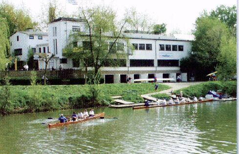 Bootshaus Undine Saarbrücken