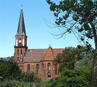 Kirche von Wustrow