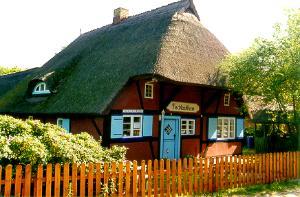 Kapitänshaus in Wustrow